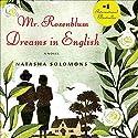 Mr. Rosenblum Dreams in English Audiobook by Natasha Solomons Narrated by James Adams