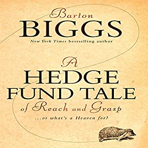 A Hedge Fund Tale of Reach and Grasp Audiobook