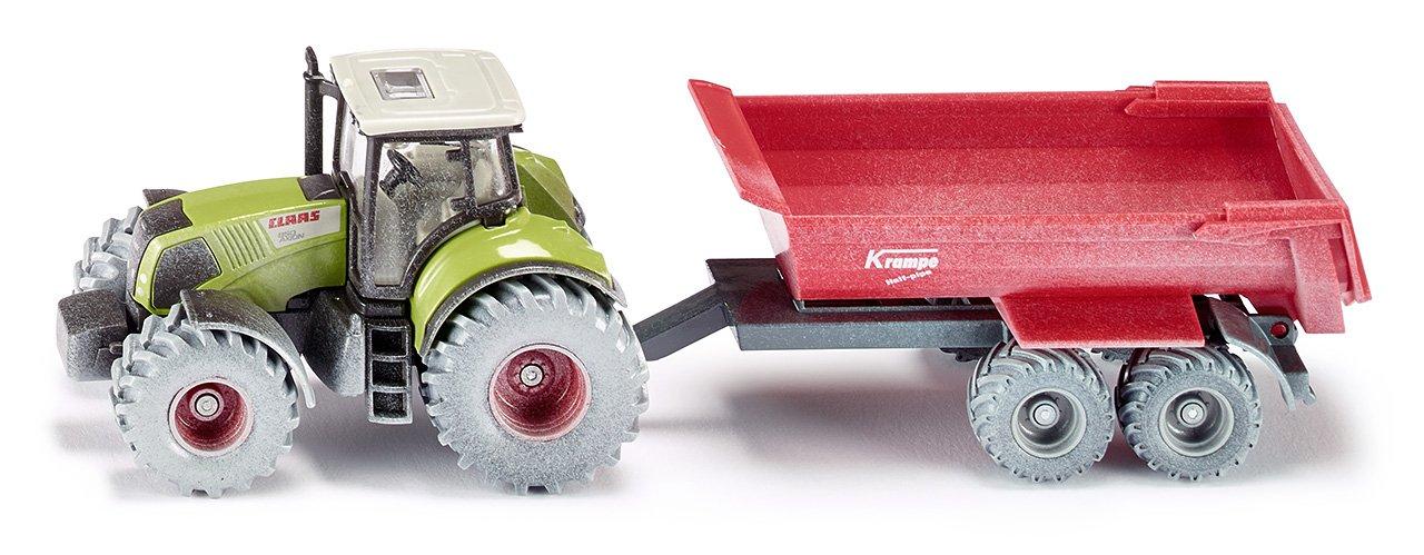 Siku 3542 - Muldenkipper Traktor mit Muldenkipper - 9031d1