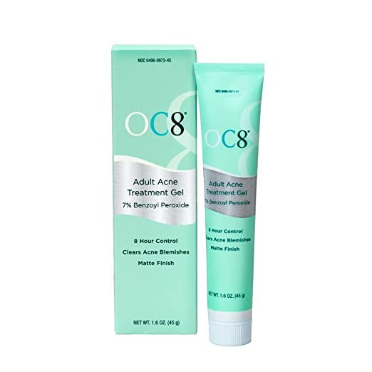 OC Eight Adult Acne Treatment Gel 1.6 oz Queen Helene Queen Helene Mud Pack Masque (Pack of 4)