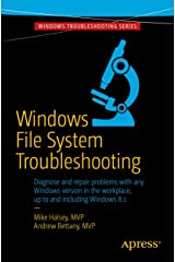 Windows File System Troubleshooting (English Edition) eBook Kindle