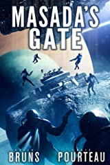 Masada's Gate: A Space Opera Noir Technothriller (The SynCorp Saga: Empire Earth Book 2) Kindle Edition