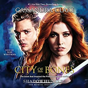 City of Bones | Livre audio