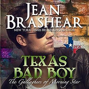 Texas Bad Boy Audiobook