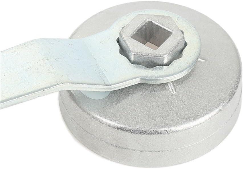 kit denl/èvement de Douille de cl/é Turefans 23PCS kit de Filtre /à Huile cl/és /à Filtre /à Huile Alliage daluminium