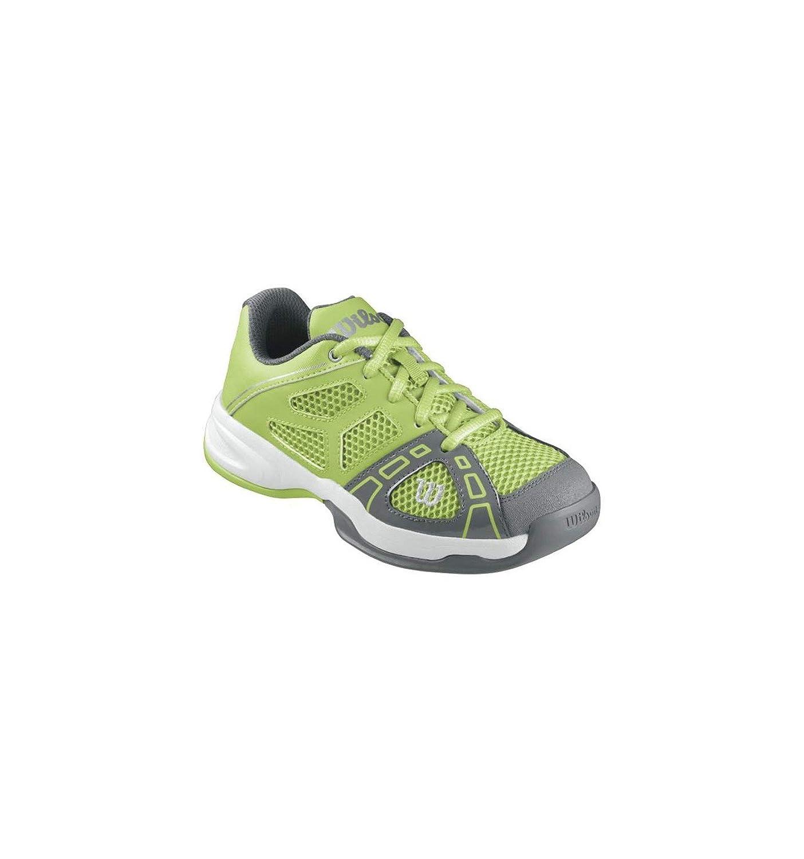 Wilson Zapatillas de Padel Rush Pro Junior-36: Amazon.es: Deportes ...