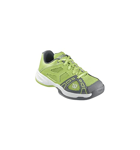 Wilson Zapatillas de Padel Rush Pro Junior-36: Amazon.es ...