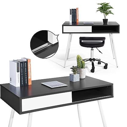 Mesa de escritorio, mesa de trabajo, puerta corredera ...