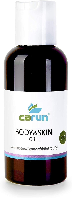 Carun Crema de cannabis para piel y cuerpo - 100ml