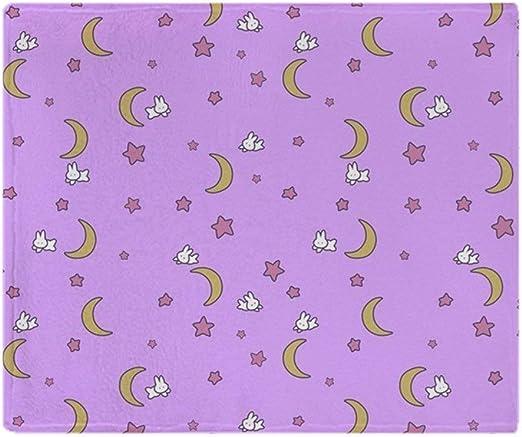 YISUMEI - Manta polar suave - Sailor Moon, manta adecuada para ...