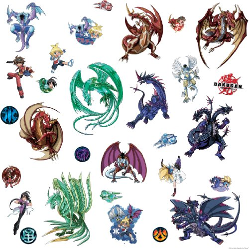 Easy Movie Based Costumes (RoomMates RMK1366SCS Bakugan Peel & Stick Wall Decals)