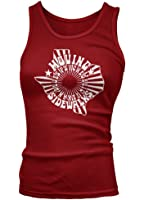 ZZ Top inspired - Moving Sidewalks Vest Top, Womens