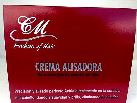 Amazon.com: Alisado natural con textura hermosa Pack 4 aplicaciones Sin Lejia: Beauty