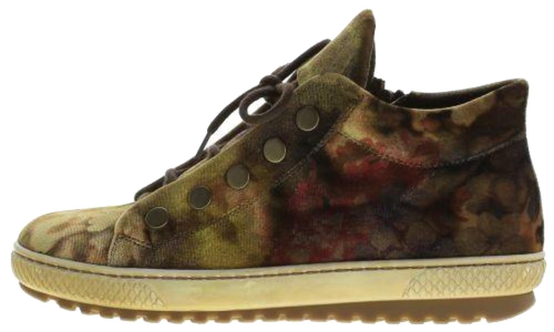 Gabor 73.750.40 - Zapatos de cordones de Material Sintético para mujer 37|Beige