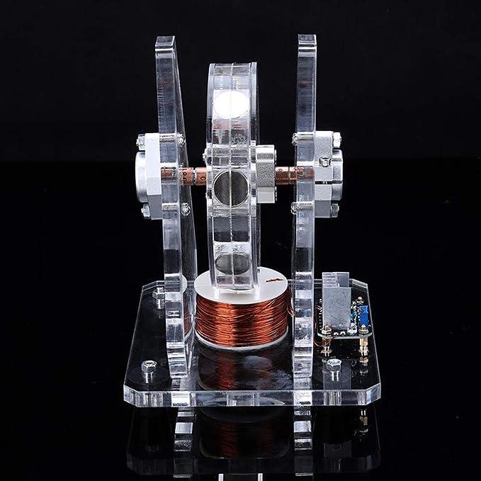 STARK-35 Bedini Brushless Model Magnets Pseudo Perpetual Motion Disc Motor 24V S