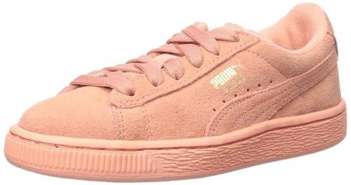 d6ceb3218d8a Puma Suede JR Classic Kids Sneaker (Little Kid Big Kid)  Amazon.co ...