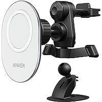 Anker magnetische autohouder, magnetische telefoonhouder iPhone 12, Vent Mount, flexibel voor luchtventilatie…