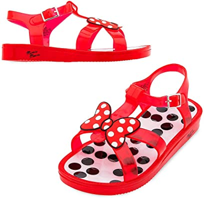 Disney Minnie Mouse Jelly Sandals