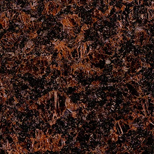 """Instant Granite Chestnut Counter Top Film 36"""" x 144"""" Self Adhesive Vinyl Laminate Counter Top Contact Paper Faux Peel and Stick Self Application"""
