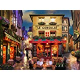 Vermont Christmas Company Meet Me in Paris Jigsaw Puzzle 550 Piece