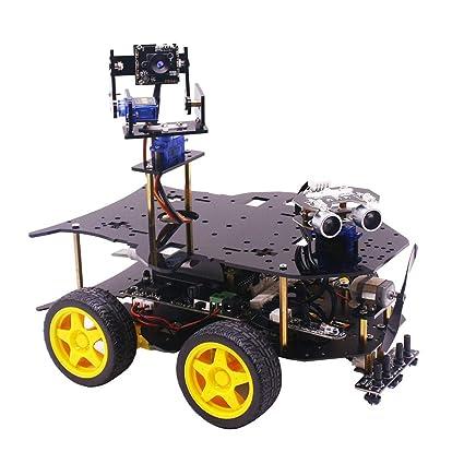 Amazon com: Lingxuinfo Robot Kit Ultimate Starter Kit for