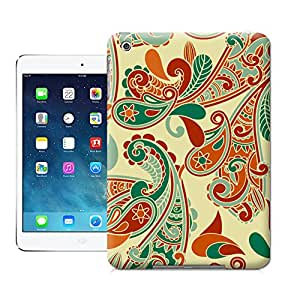 Yinzhentong Refined and elegant protective case Patterns Creative styling leaves for ipad mini case