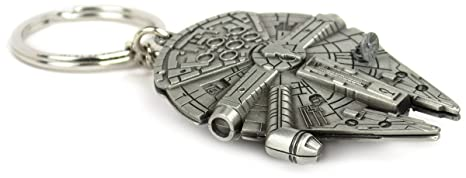 Star Wars Millennium Falcon Replica Llavero