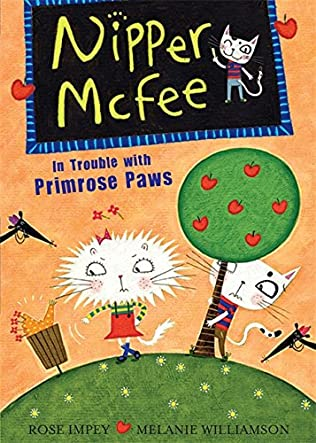 book cover of In Trouble with Primrose Paws