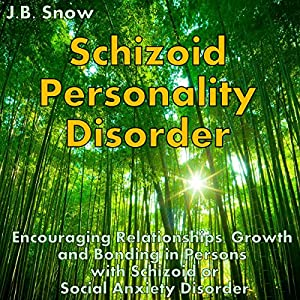 Schizoid Personality Disorder Audiobook