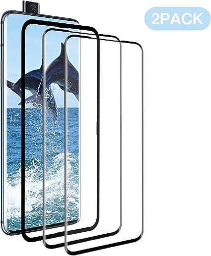 Image of XCVDF OnePlus 7 Pro Protector de Pantalla [2 Pack]
