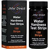 #6: JNW Direct Water Total Hardness Test Strips, Best Kit for Accurate Water Quality Testing To Determine Soft or Hard Water, 150 Strip MEGA PACK