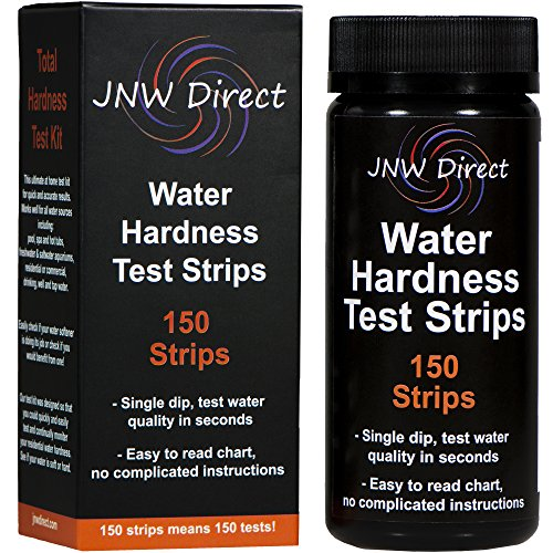 water test softener - 4