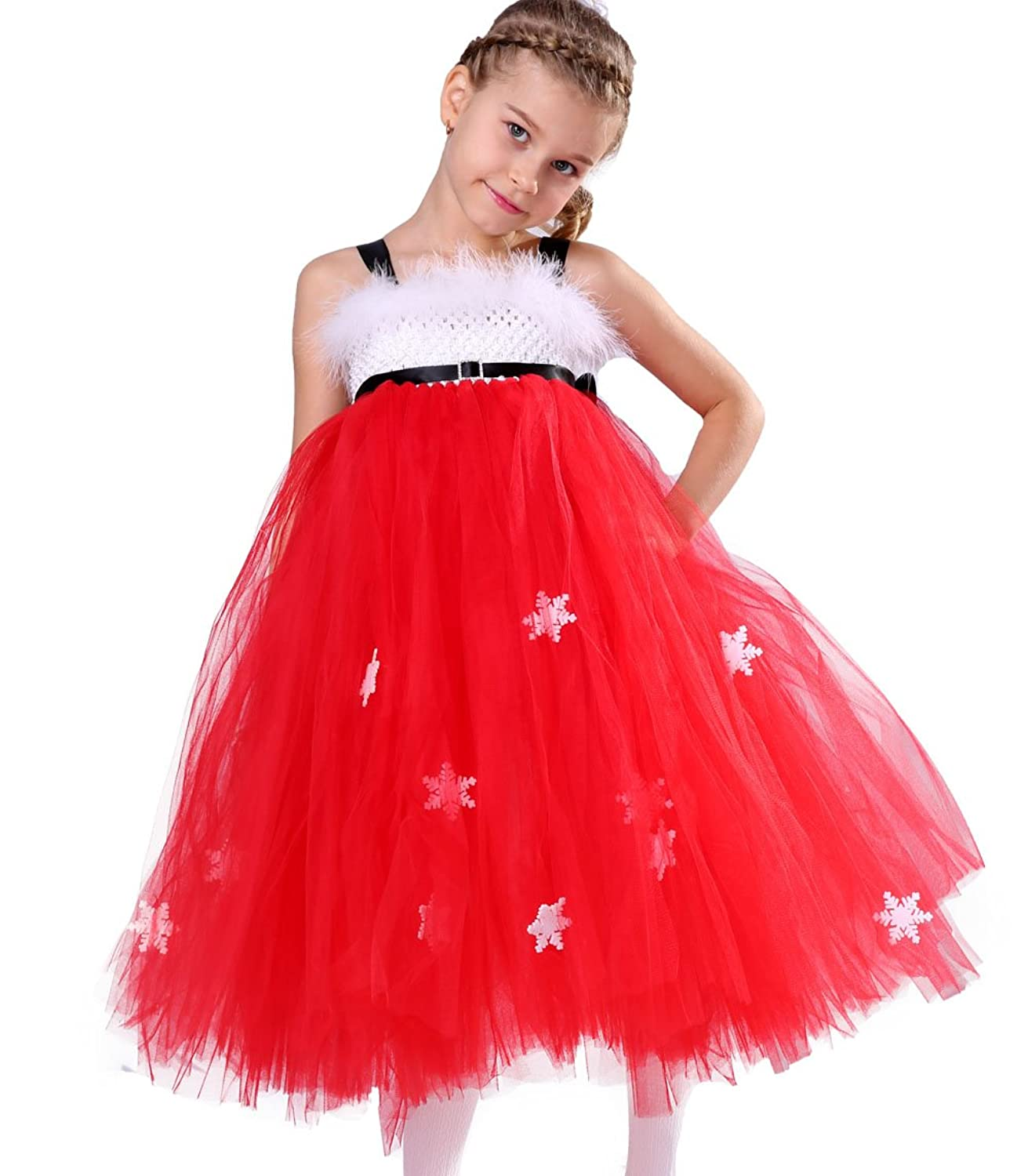 Girl Tutu Dresses for Valentine Day