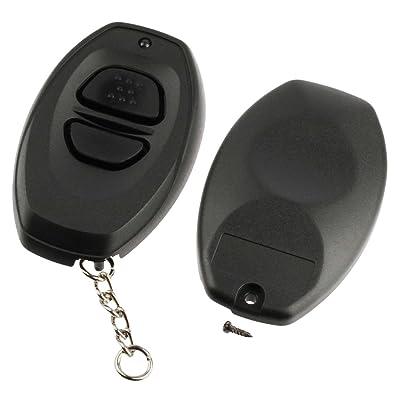 Shell Case Key Fob Remote fits Toyota RS3000 BAB237131-022 Black: Automotive