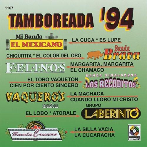 Felinos Stream or buy for $9.49 · Tamboreada 94