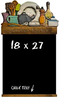 product image for Piazza Pisano Kitchen Decorative Personalized Chalkboard