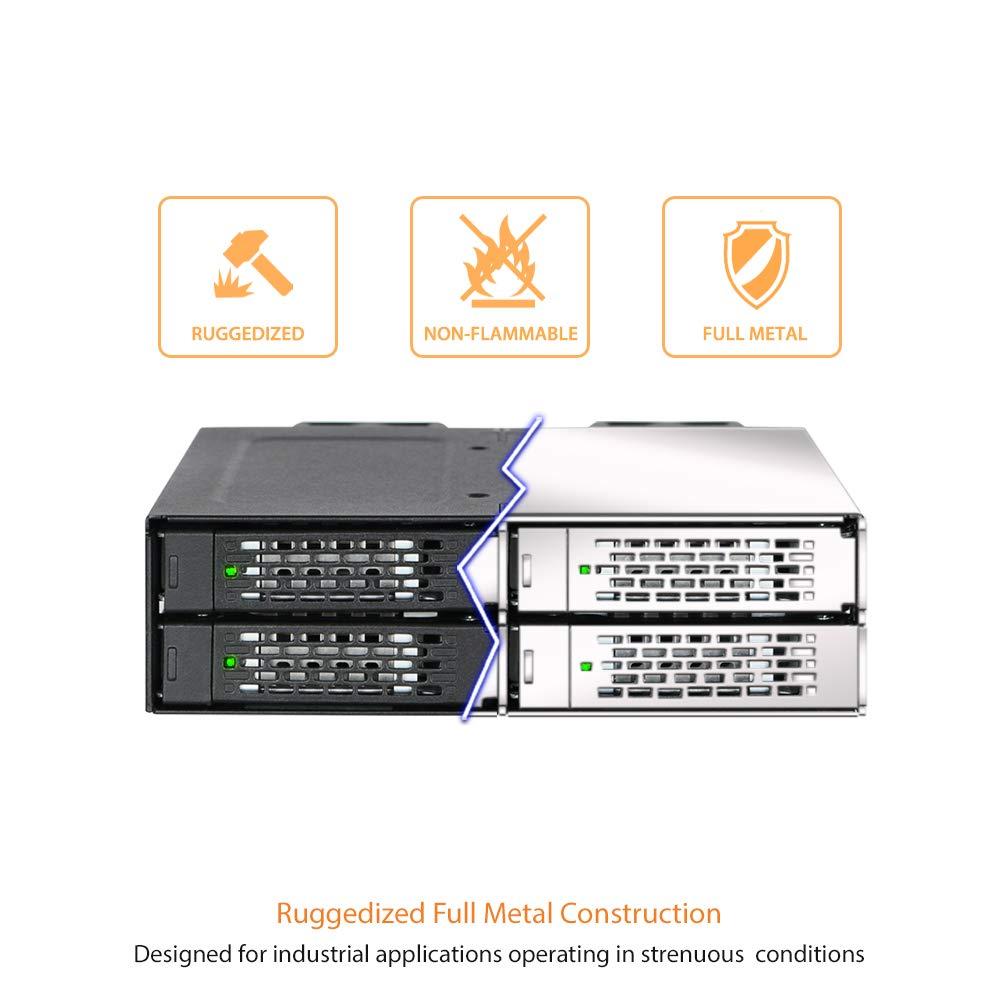 Amazon.com: NVMe Drive jaula: Computers & Accessories