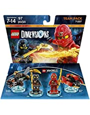LEGO Dimensions, Ninjago Team Pack by Warner Home Video - Games
