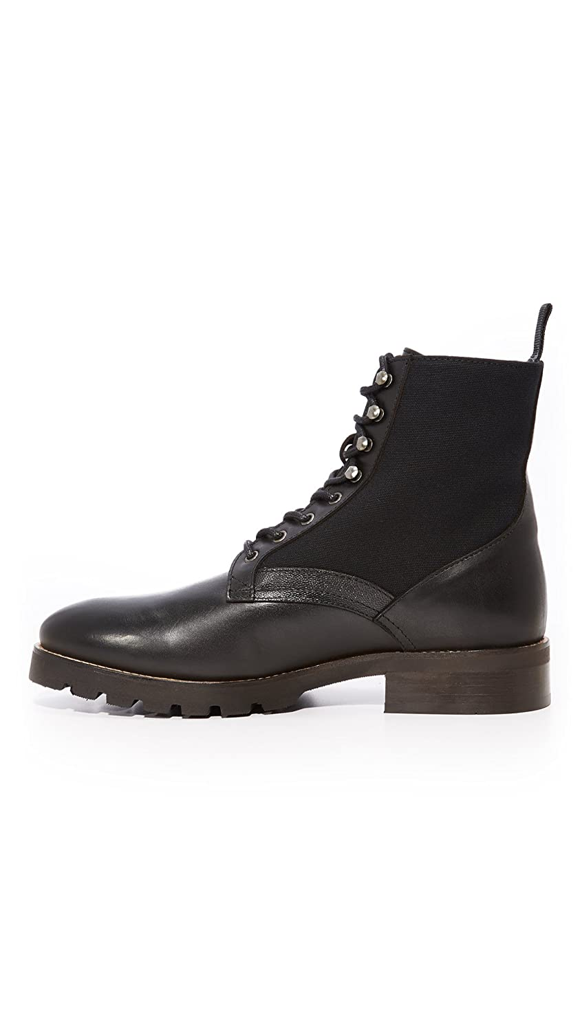 H by Hudson Black Elmore Boots SUp3i