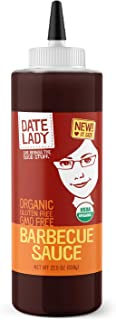 product image for Organic BBQ Sauce | Gluten Free | Paleo Friendly | No Corn Syrup or Cane Sugar | No Added Flavors or MSG (22.5 Oz)