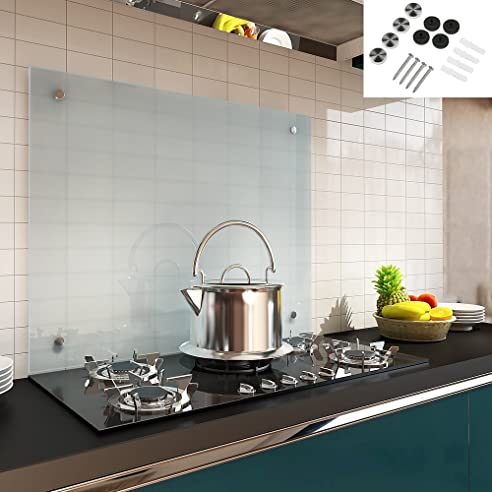 80x60cm küchenrückwand aus milchglas spritzschutz küche motivwand