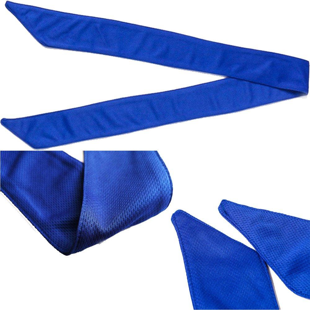 SHENGNONG Volltonfarbe Sport Stirnband Schwei/ßband Kopf Krawatte f/ür M/änner Frauen
