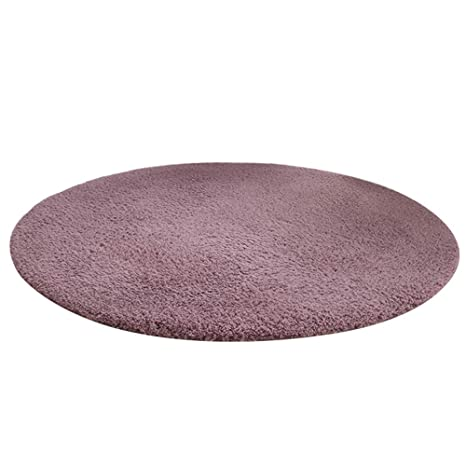 Amazon.com: CarPet, Round Bedside Rug, Fitness Yoga mat ...
