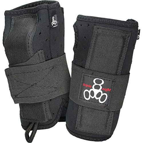 Triple Eight Undercover Snow Wrist Pads, Large