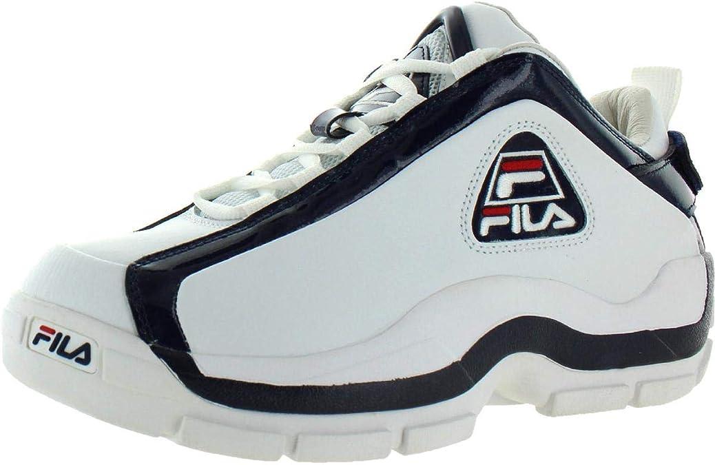 Fila 96 - Zapatillas de baloncesto para hombre: Amazon.es: Zapatos y complementos