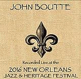 John Boutte Live At JazzFest 2016