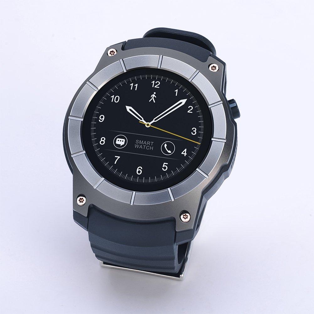 七月生 ❇ ❇ Reloj Inteligente S958 con Pantalla de Presión de ...