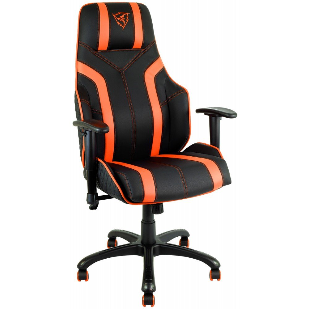 Thunder X3 TGC20BO Sedia Gaming Professionale Colorazione Black Orange