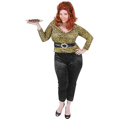 b210c292e101 Amazon.com: Adult Plus Size Peg Bundy Halloween Costume (Size: Plus 14-16):  Clothing