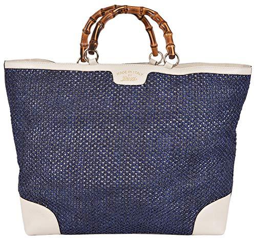 Blue Gucci Handbag - 9